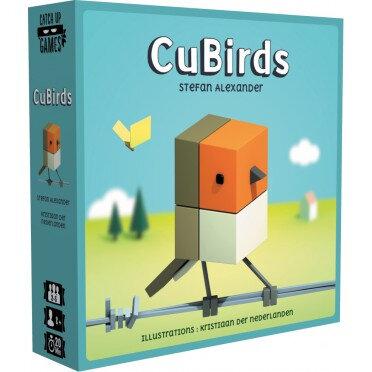 Boutique jeux de société - Pontivy - morbihan - ludis factory - Cubirds