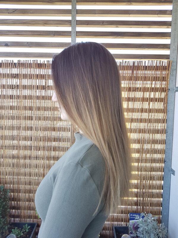 jour 1 cure Guiran cathytutu partenariat test produit cheveux beaute beauty epais volume (3)