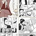 [manga doujinshi] persona 4 the animation
