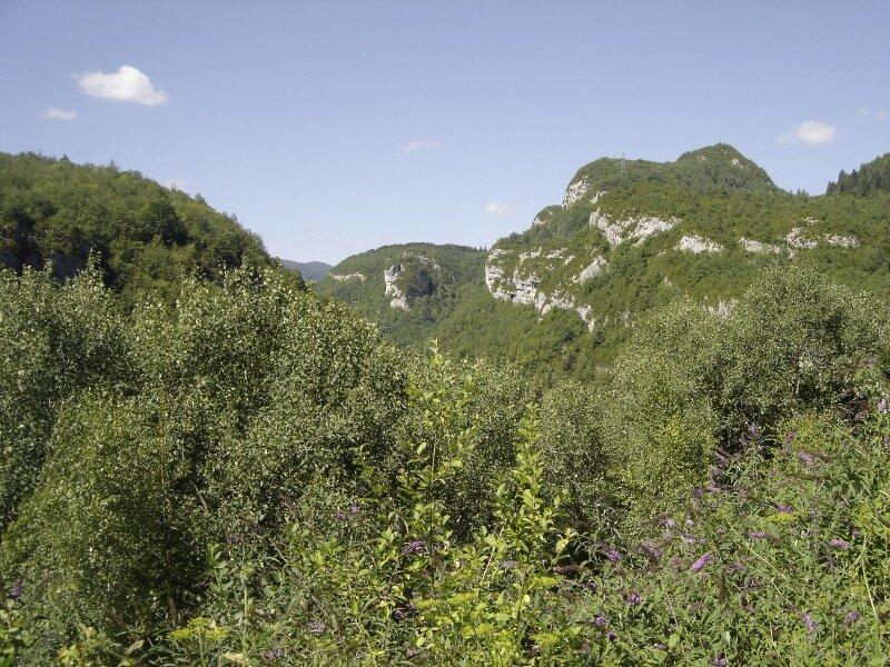 vue de Saint-Claude Jura