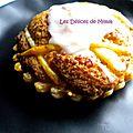Petites tartelettes à la frangipane : recette vintage