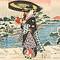 The art of the kimono is explored in two new exhibitions at worcester art museum