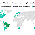 homosexualité same sex couple adoption