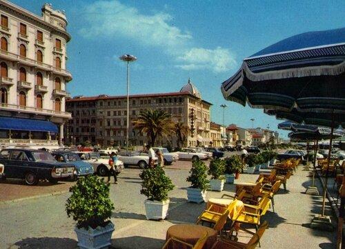 CPM Italie Viareggio années 70