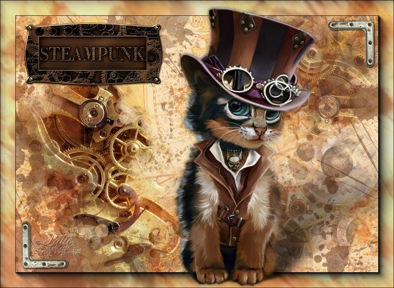 chat-steampunk