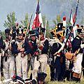 Souvenir en photos de wavre 1815 ;( wavre 1815 - revivez la bataille ) belgique.