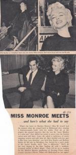 1956-article_Miss Monroe Meets 1a
