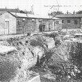 Gare provisoire - 1918