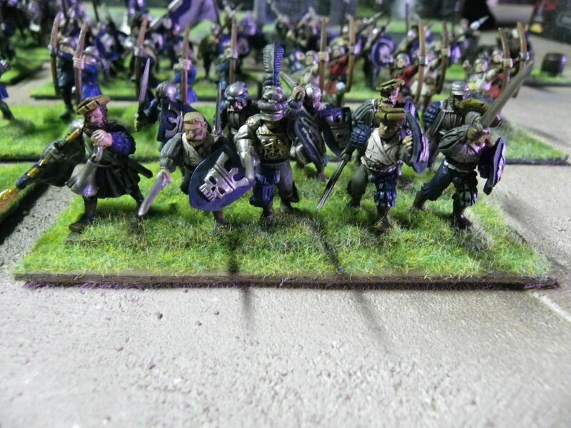 humains pour kings of war