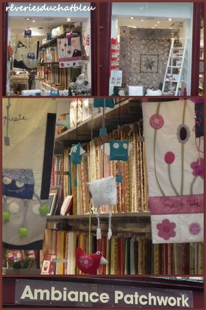 Ambiance patchwork