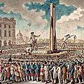 France crise: thomas piketty prévoit la décapitation du monarque françois hollande à la place de la concorde en 2016